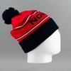 Nordski Stripe теплая шапка red - 4