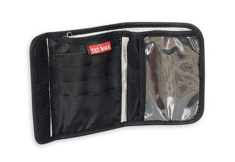 Tatonka Euro Wallet Rfid кошелек black