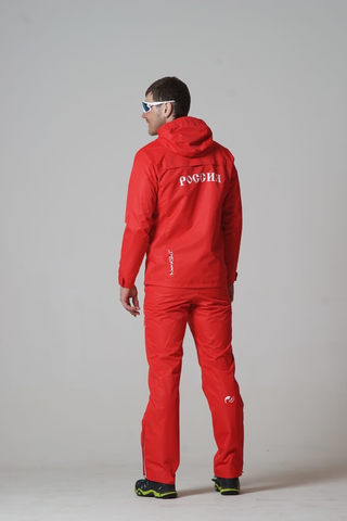 Nordski Россия ветрозащитный костюм мужской