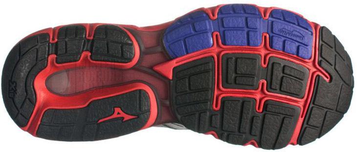 Mizuno Wave Inspire 10 кроссовки для бега мужские