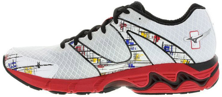 Mizuno Wave Inspire 10 кроссовки для бега мужские - 4