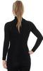 Термобелье Brubeck Wool Merino рубашка женская черная - 2