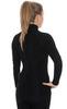 Термобелье Brubeck Wool Merino рубашка женская черная - 4
