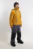Cool Zone CODE сноубордический комбинезон мужской горчичный-асфальт - 2