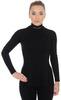 Термобелье Brubeck Wool Merino рубашка женская черная - 1