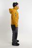 Cool Zone CODE сноубордический комбинезон мужской горчичный-асфальт - 3