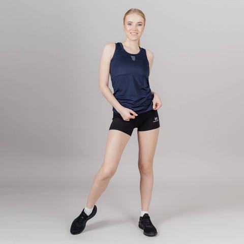 Nordski Run Pro комплект для тренировок женский dress blue