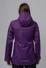 Nordski Motion женская ветрозащитная куртка purple - 3