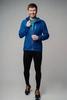 Nordski Run Premium костюм для бега мужской Vasilek-Black - 1