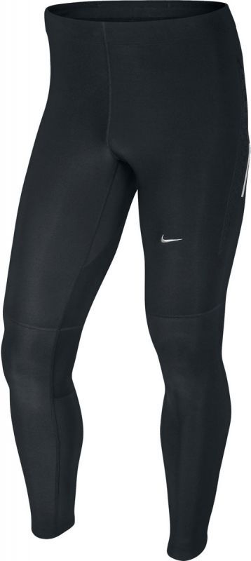 Тайтсы Nike Tech Tight чёрные