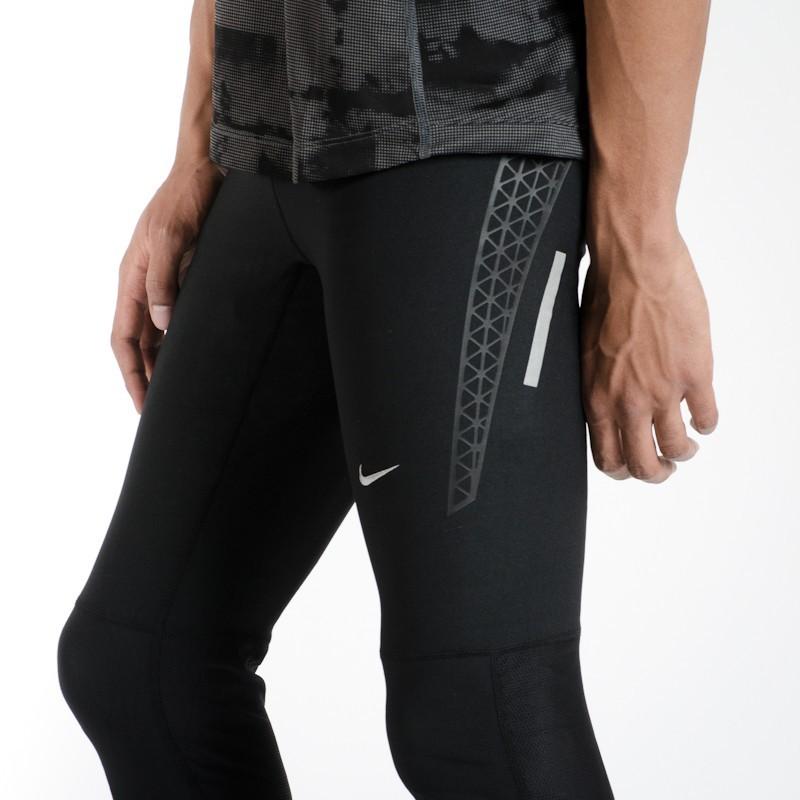 Тайтсы Nike Tech Tight чёрные - 3