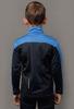 Nordski Jr Active лыжная куртка детская синяя-черная - 2