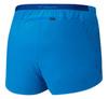 Mizuno Aero Split 1.5 Short шорты для бега мужские синие - 2