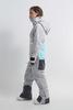 Женский комбинезон Cool Zone INTRO серый-аквамарин - 3