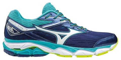 Кроссовки для бега женские Mizuno Wave Ultima 9 синие