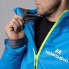 Nordski Light утепленная ветрозащитная куртка мужская blue - 4