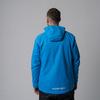 Nordski Light утепленная ветрозащитная куртка мужская blue - 3