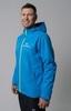 Nordski Light утепленная ветрозащитная куртка мужская blue - 2