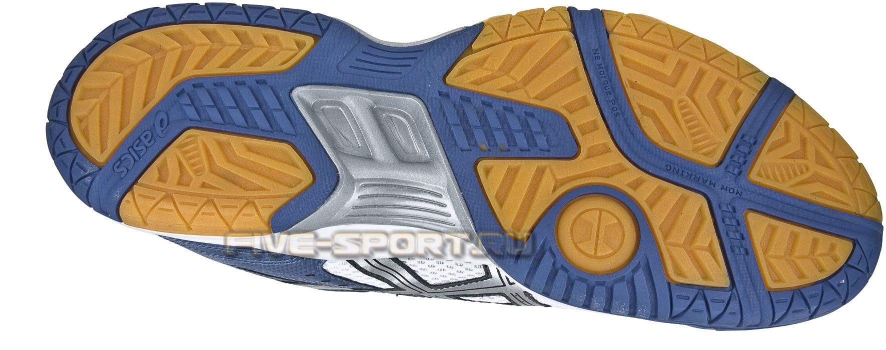 Asics Gel-Rocket 6 кроссовки волейбольные мужские - 2