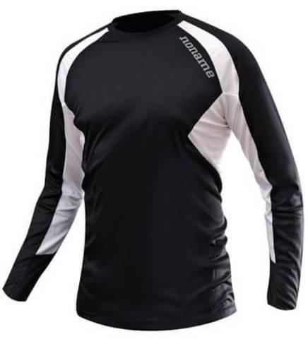 Noname Echo 16 рубашка для бега мужская black