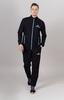Nordski Motion костюм для бега мужской Black-Blue - 1