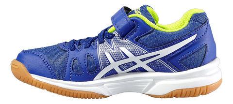 Asics Pre Upcourt PS кроссовки волейбольные детские синие