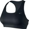 Топ л/а Nike Contour Bra (W) чёрный - 1