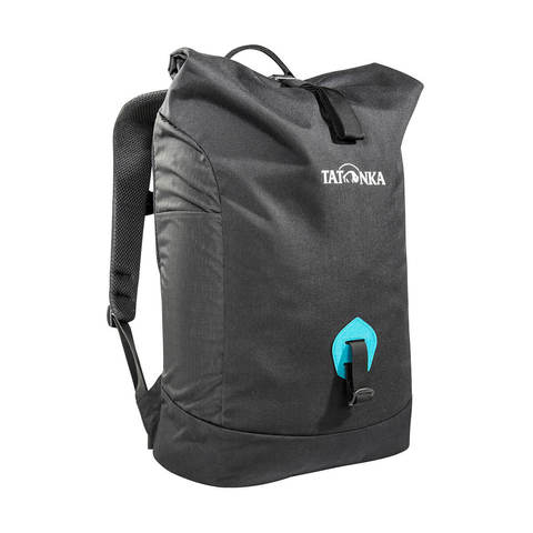 Tatonka Grip Rolltop Pack S городской рюкзак black