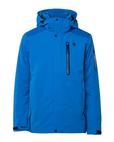 8848 Altitude Castor Jacket мужская горнолыжная куртка blue