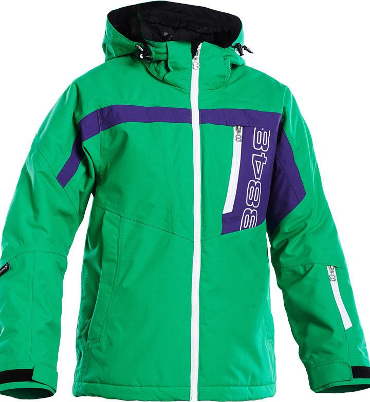 Куртка горнолыжная 8848 Altitude Coy детская Green