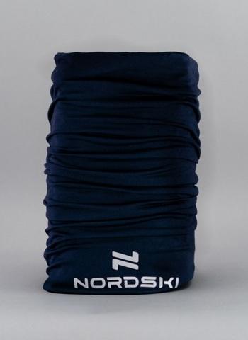 Nordski Active многофункциональный бафф navy