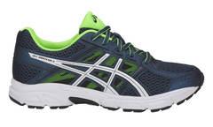 Asics Gel Contend 4 GS кроссовки для бега детские темно-синие