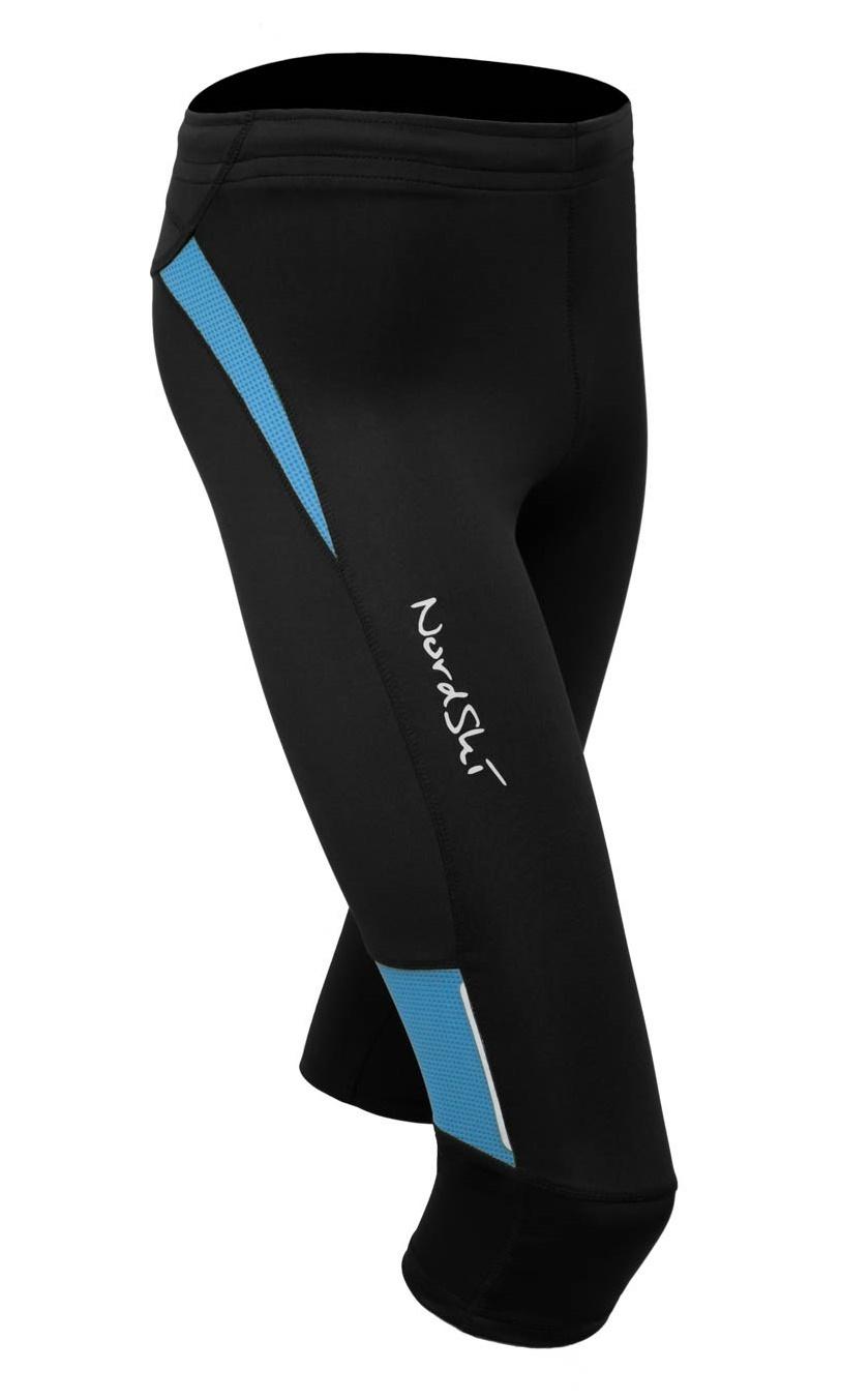 Nordski Premium детские лосины для бега aquamarine - 4