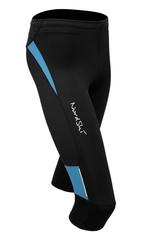 Nordski Premium детские лосины для бега aquamarine