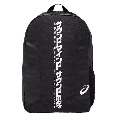 Asics Katakana Backpack рюкзак черный