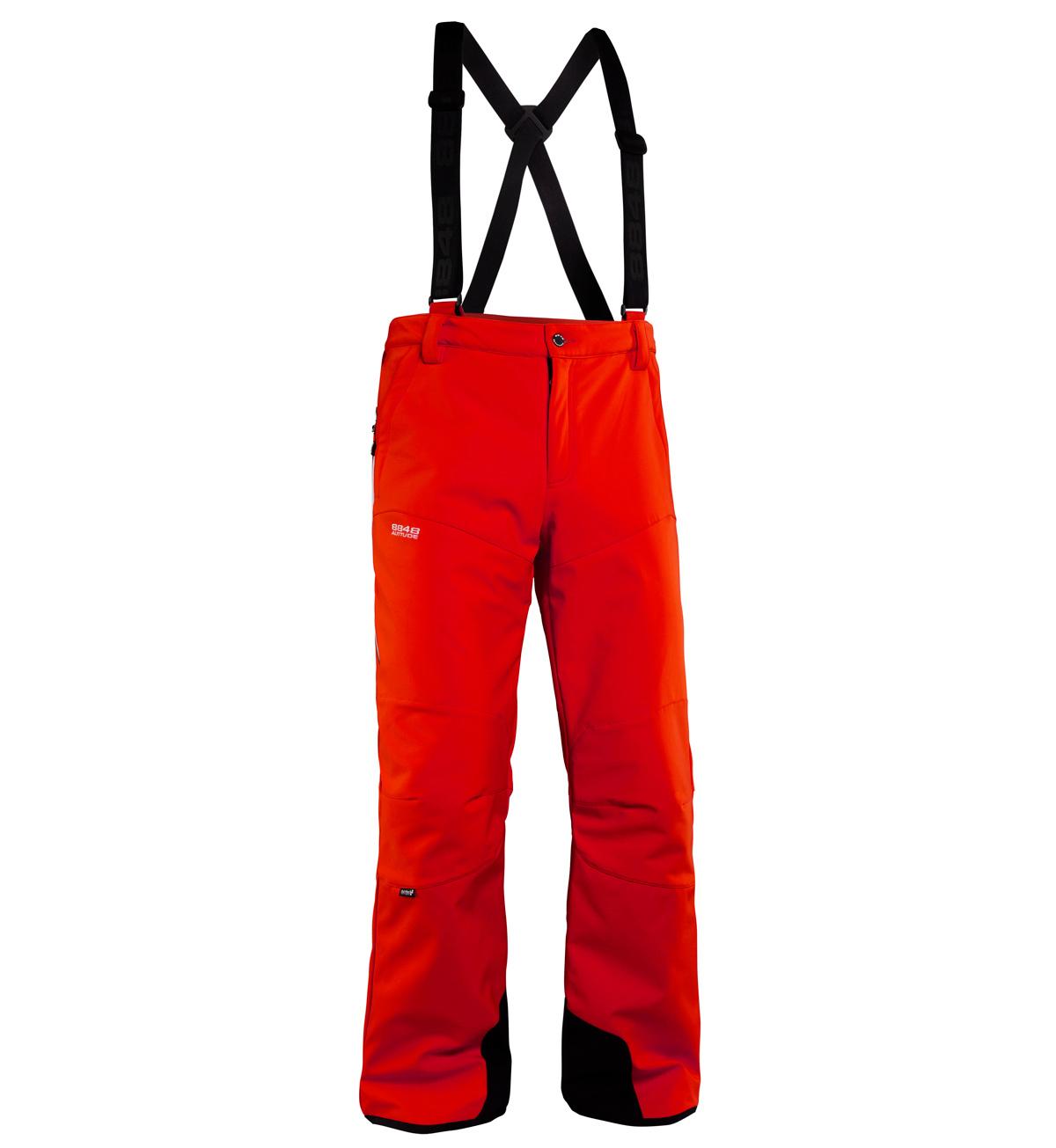 Брюки горнолыжные 8848 Altitude MURRAY Red мужские