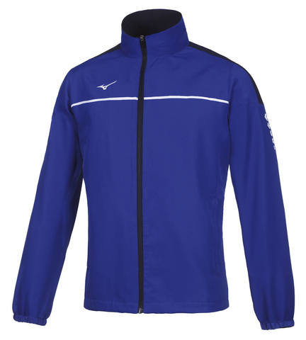 Спортивный костюм женский Mizuno Micro Tracksuit синий