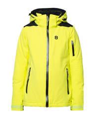 8848 Altitude Adrienne детская горнолыжная куртка lime