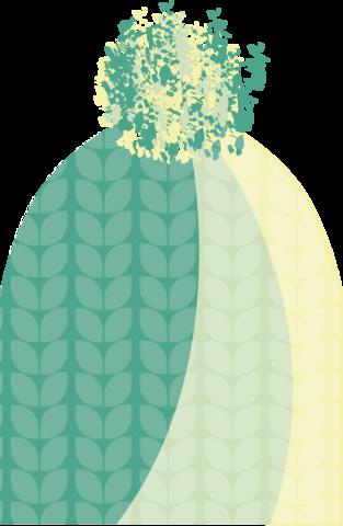 Nordski Knit лыжная шапка colour green