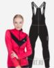 Nordski Base Active разминочный костюм женский pink - 1