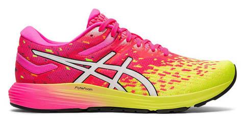 Asics Dynaflyte 4 кроссовки для бега женские розовые