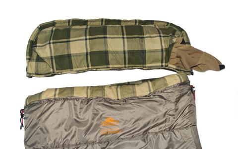 Alexika Siberia Wide Transformer спальный мешок туристический