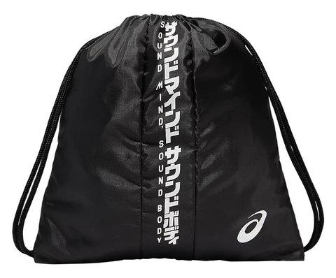 Asics Katakana Drawstring Bag мешок для обуви черный