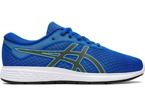 Asics Patriot 11 GS кроссовки для бега детские синие