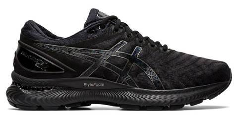 Asics Gel Nimbus 22 кроссовки для бега мужские черные