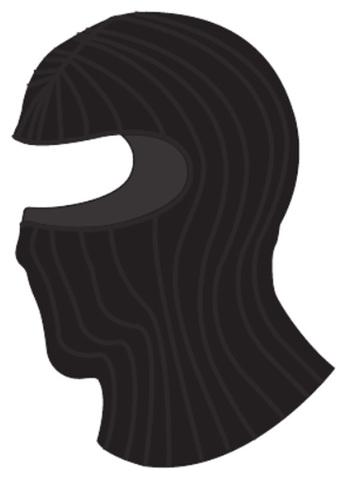 Nordski балаклава black