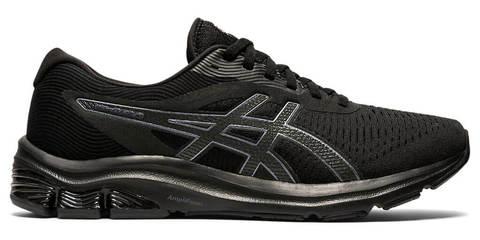 Asics Gel Pulse 12 кроссовки для бега мужские черные