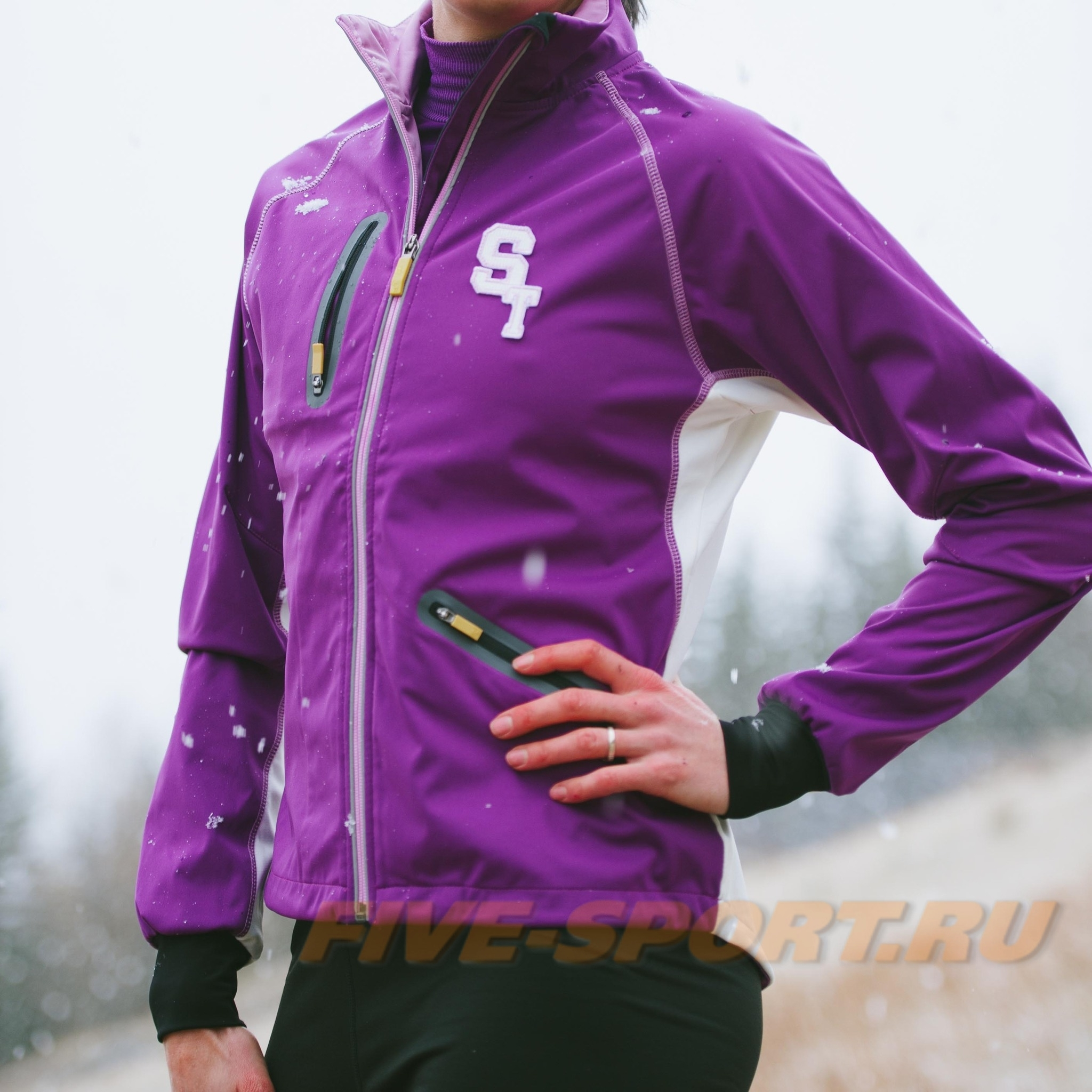 Лыжная куртка Stoneham Exercise - 2