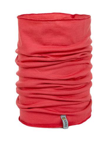 Janus Light Wool многофункциональный бафф детский красный