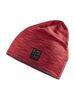Craft Microfleece Ponytail шапка бордо - 1
